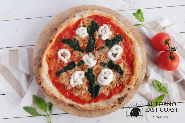 PIZZA AL FORNO